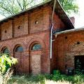 Feuerwehrmuseum Finsterwalde vor der Sanierung