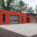 Feuerwehrmuseum Finsterwalde Anbau