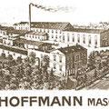 Briefkopf der Fa. Hoffmann