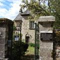 Castel et parc Gaston Vuillier - Mairie de Gimel-Les-Cascades (19)