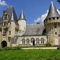 Château de Javarzay - Mairie de Chef-Boutonne (79)