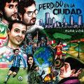 PURA VIDA - PERDIDO EN LA CIUDAD - EL Angel estudio - Mastering