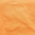 orange, kleine Punkte