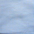hellblau vichy