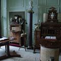 Cabinet de travail de Talleyrand.