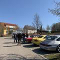 Parkplatz in Heiligenberg