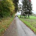Wanderung bei Raderach