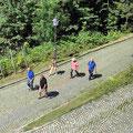 Aufstieg zum Gebhardsberg
