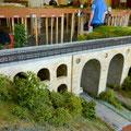 Bahrebachviadukt  ( Nachbau vom Original)