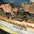 die sich an die Architektur der Elsässischen Weinstrasse anlehnt