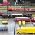 ....zur Fahrzeugschau eines bayerischen Lokalbahnvereins
