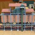 Sandverladeanlage Dahmstadt