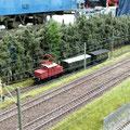 .....unterwegs mit dem Lokalbahnzug....