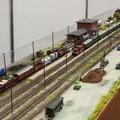 Gleisanlagen von Brunnthal