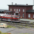 BR 670 Dessau-Wörlitzer Eisenbahn in Brunnthal.....