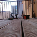 Dachterrasse Lärche