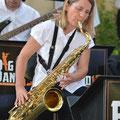 Martine Batot - Sax tenor - Big Band 13
