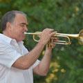 Thierry Riboulet - Directeur musical et trompette - Big Band 13