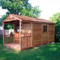 神奈川県のガーデンシェッド・木製小屋