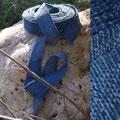 Handgewebtes Ripsband zum nachrüsten von römischer Kleidung