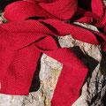 Handgewebtes Ripsband Römer