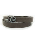 Wies´n Armband taupe Brezn