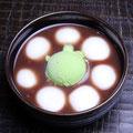 Shiratama Maccha Cream Zenzai