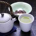 Sencha (a well konown bran of  green tea: Iori)