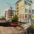 ARCHANGELSK Russland (2017), ca. 37 x 27 cm