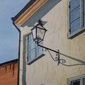 STOCKHOLM Yttersta tvärgränd (2015), 41 cm x 31 cm *VERKAUFT/SOLD*