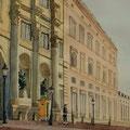 KUNGLIGA SLOTTET Stockholm Schweden (2015), 45 cm x 30 cm. Das königliche Schloss im Herzen von Stockholm // Royal Palace in Stockholm