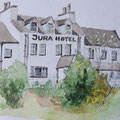 JURA HOTEL Craighouse Schottland (2016). Das einzige Hotel auf Jura // The only hotel on the Isle of Jura