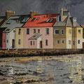 NORTH BERWICK Schottland (2017), 37 x 27 cm.