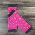 J Punkte Sterne pink (2+)