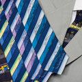 最大11色・多色刷り プリントネクタイ  ¥10,500             テーラー高山