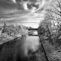 Kanal bei Hennigsdorf