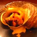 大ぶりサザエのつぼ焼き