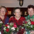Drei Eidgenössische Veteraninnen