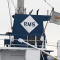 RMS Rhein-, Maas und See, Bremen