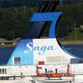 Saga Cruises / Acromas Shipping, Folkestone, England