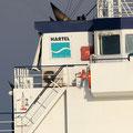 Hartel Shipping & Chartering, Oostvoorne, Niederlande