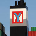 Yang Ming Marine Transportation, Keelung, Taiwan