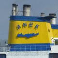 ANEK Lines, Chania, Griechenland