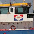 Amasus Shipping, Delfzijl, Niederlande