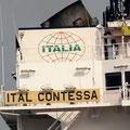 Italia Marittima, Triest, Italien