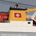 Paul Heinrich, Steinkirchen / SAL Heavy Lift, Hamburg