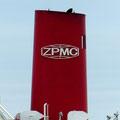 ZPMC Shanghai Zhen Hua Heavy Industries, Shanghai, China