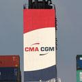 CMA-CGM, Marseille, Frankreich