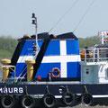 Neue Schleppdampfschiffsreederei Louis Meyer, Hamburg