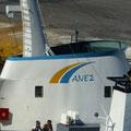 Anes Ferries, Rhodos, Griechenland